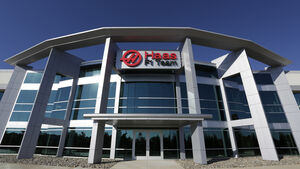 Haas F1 Factory - Kannapolis - 2015