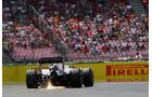 Haas F1  - Formel 1 - GP Deutschland - 30. Juli 2016