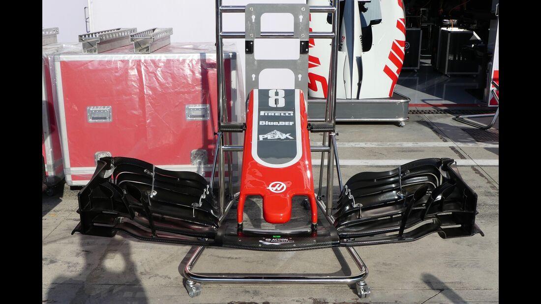 Haas F1 - Formel 1 - GP Italien - 29. August 2018