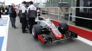Haas F1 - Formel 1 - GP Kanada - Montreal - 9.6.2016
