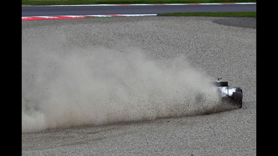 Haas F1  - Formel 1 - GP Österreich - 2. Juli 2016