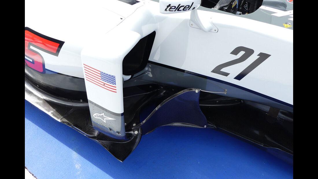 Haas F1 - Formel 1 - GP Österreich - 30. Juni 2016