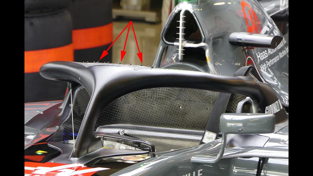 Haas F1 - GP Abu Dhabi 2017