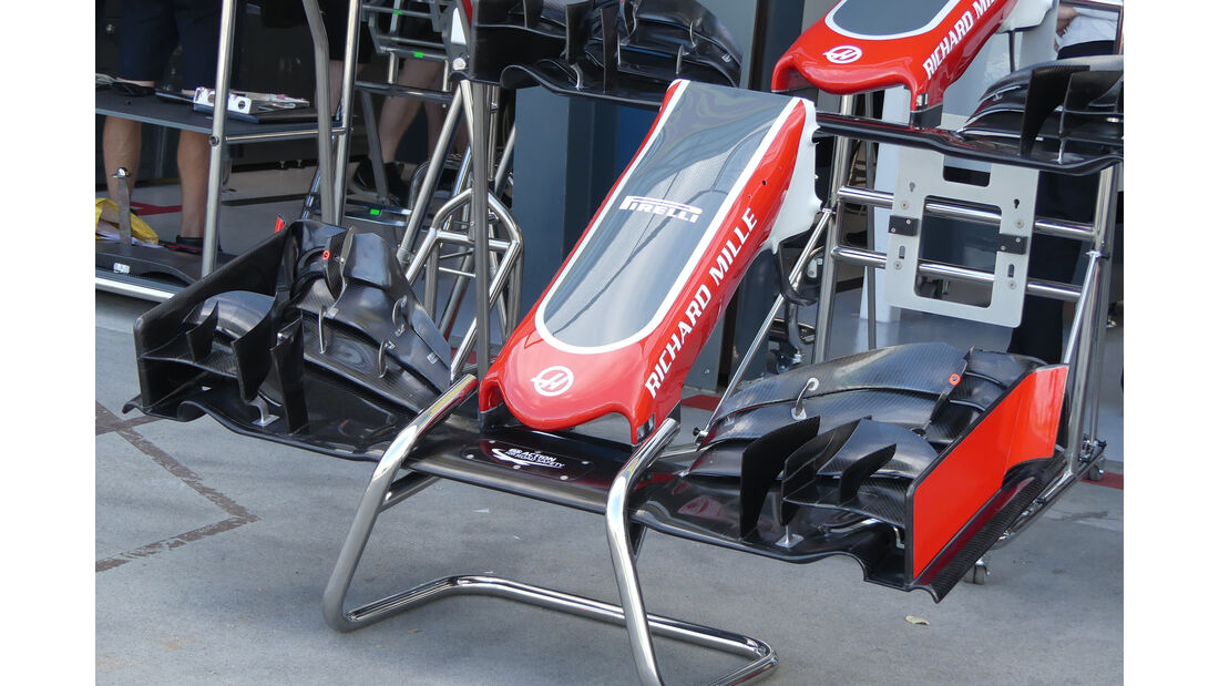 Haas F1 - GP Australien - Melbourne - 17. März 2016