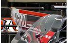 Haas F1 - Startnummern - Formel 1 - GP Spanien - 11. Mai 2017