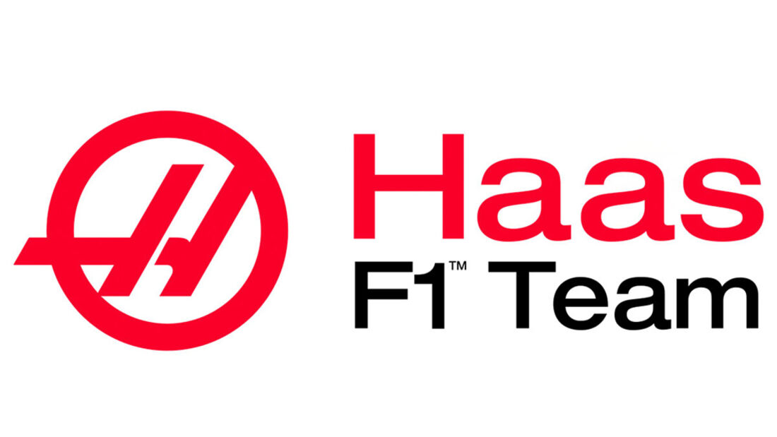 Haas F1 Team - Logo