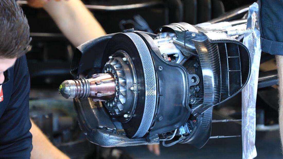 Haas - F1-Test - Barcelona - 28. Februar 2020