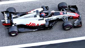 Haas - Formel 1 - 2018