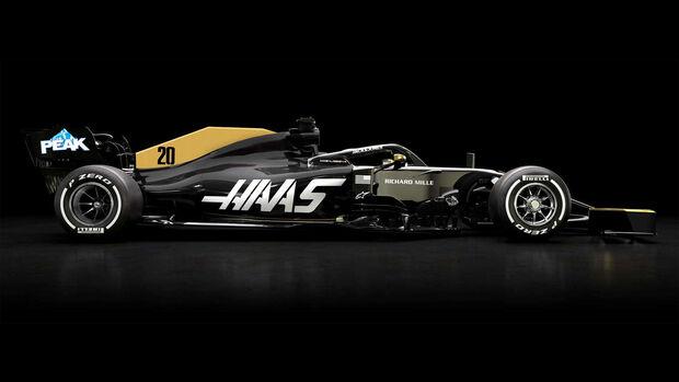 Haas - Formel 1 - 2019