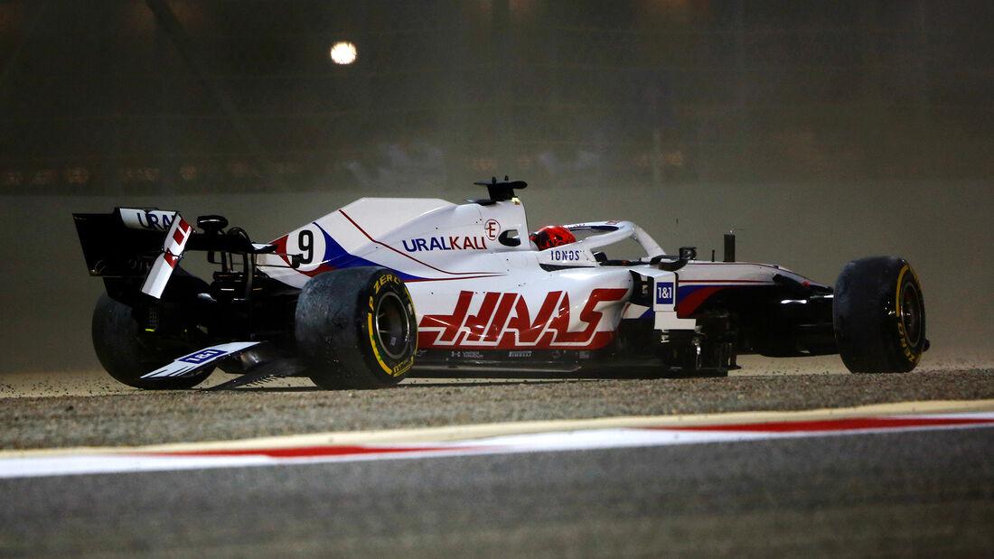 Haas - Formel 1 - GP Bahrain 2021