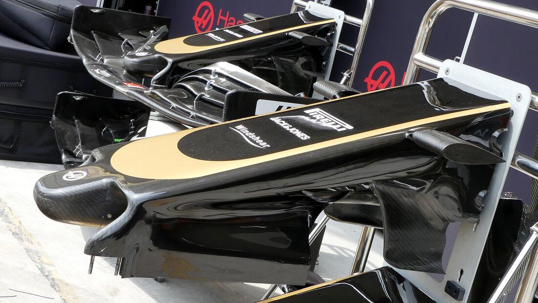 Haas - Formel 1 - GP Brasilien - Sao Paulo - 13. November 2019