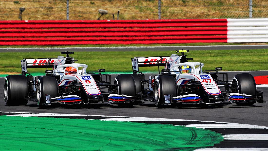 Haas - Formel 1 - GP England 2021