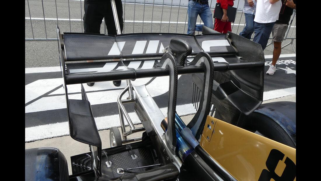 Haas - Formel 1 - GP Italien - Monza - 5. September 2019