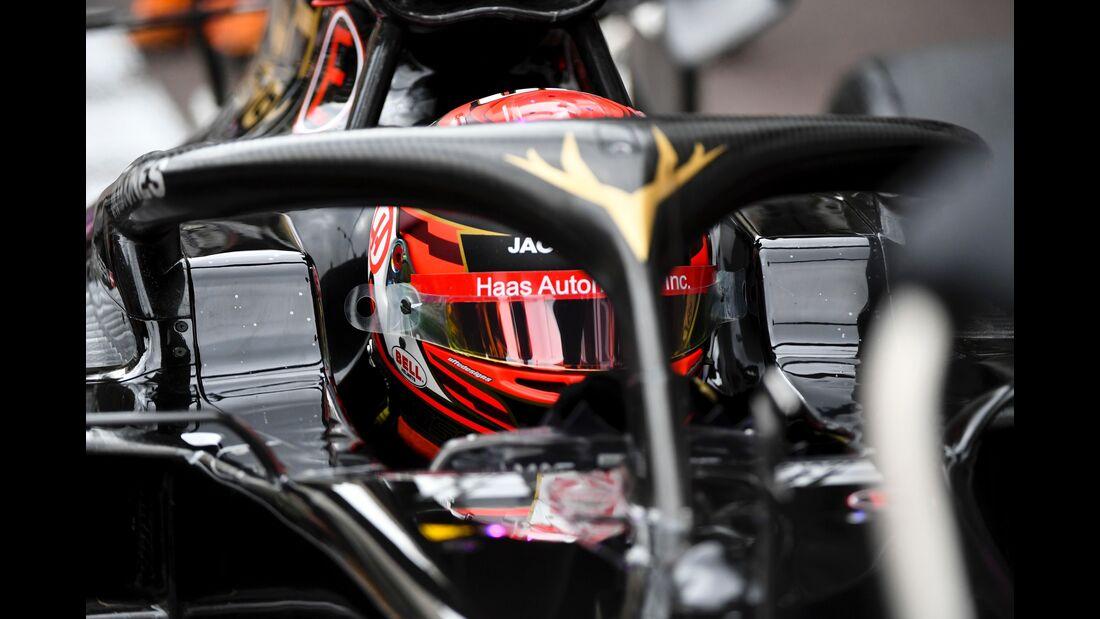 Haas - Formel 1 - GP Monaco - 23. Mai 2019