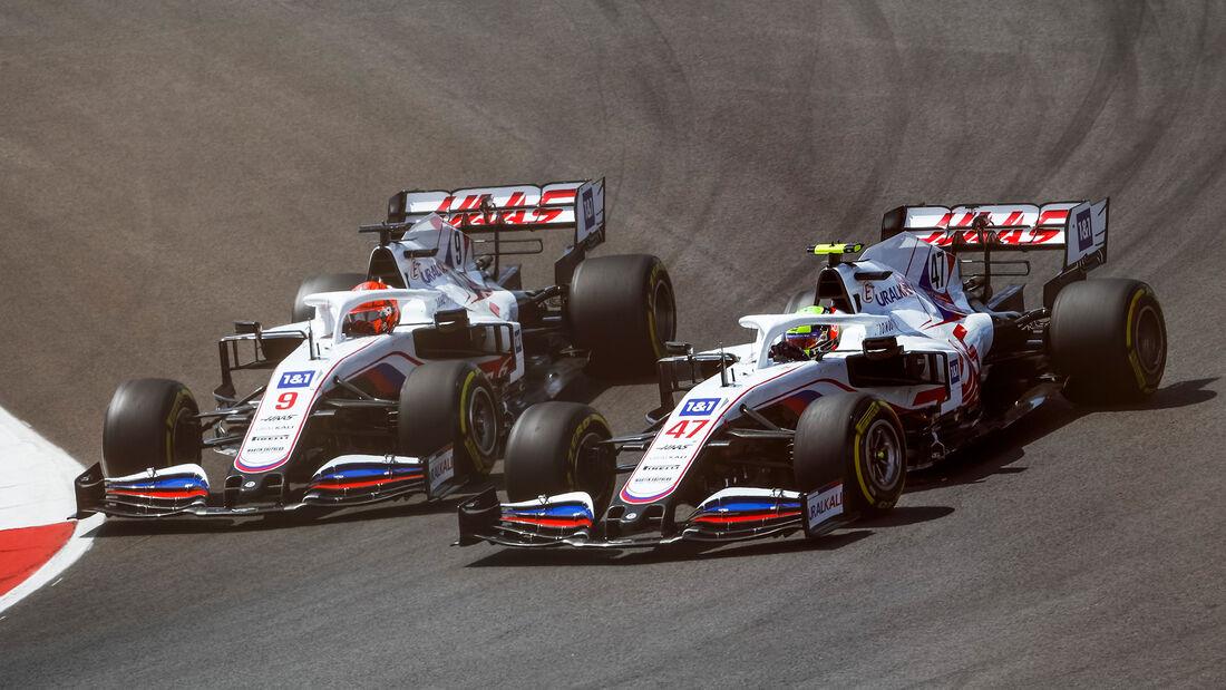 Haas - Formel 1 - GP Portugal 2021