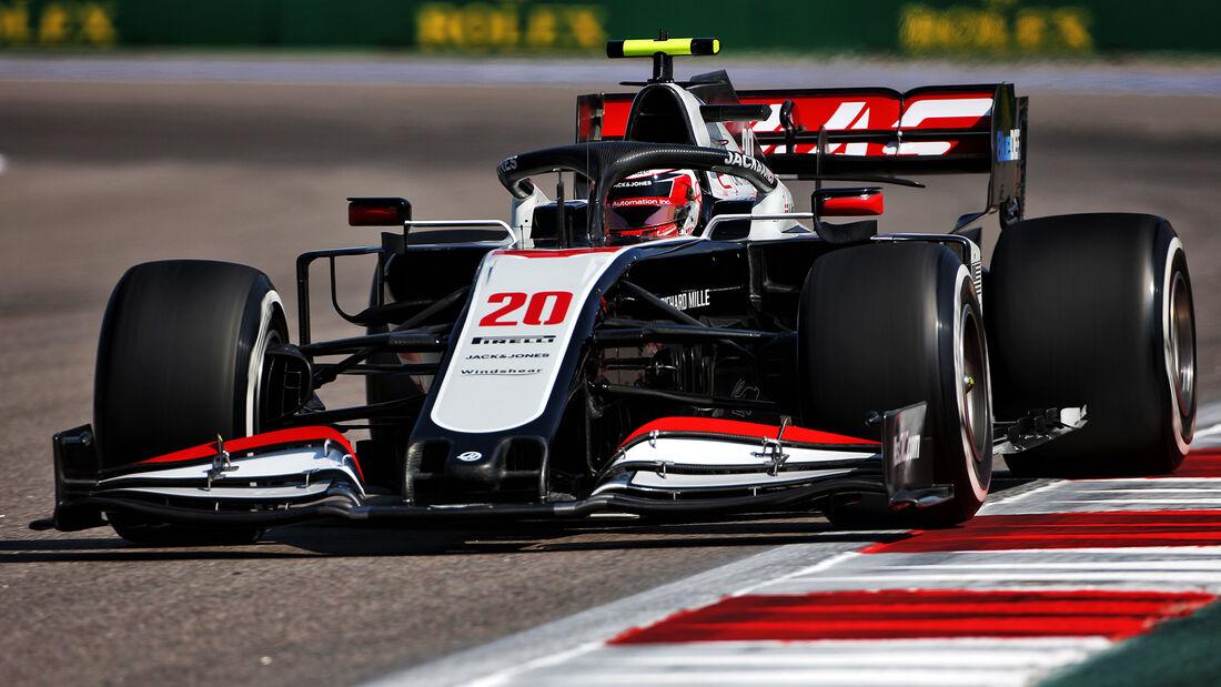 Haas - Formel 1 - GP Russland 2020