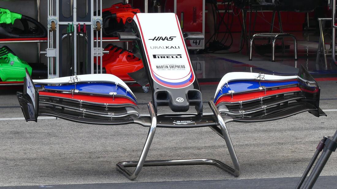 Haas - Formel 1 - Portimao - GP Portugal - 29. April 2021