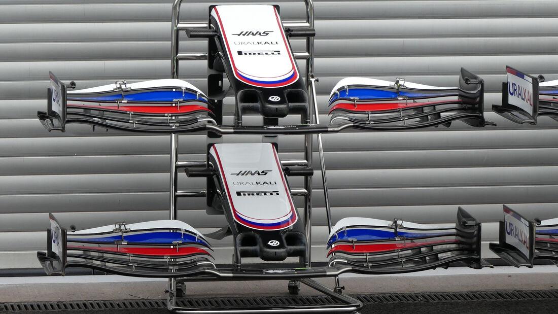 Haas - GP Belgien - Spa-Francorchamps - 26. August 2021