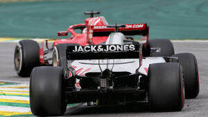 Haas - GP Brasilien 2018