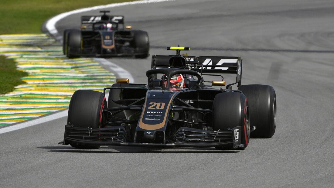 Haas - GP Brasilien 2019