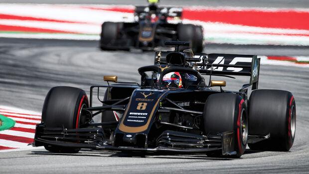 Haas - GP Spanien 2019