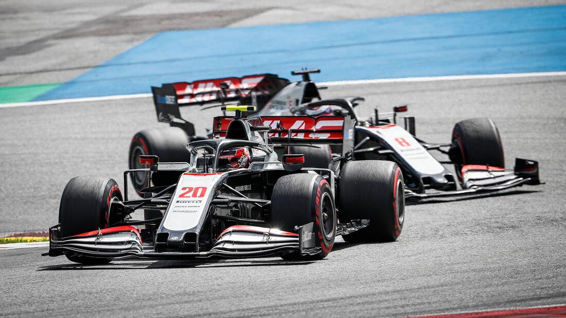 Haas - GP Steiermark - Österreich - 2020