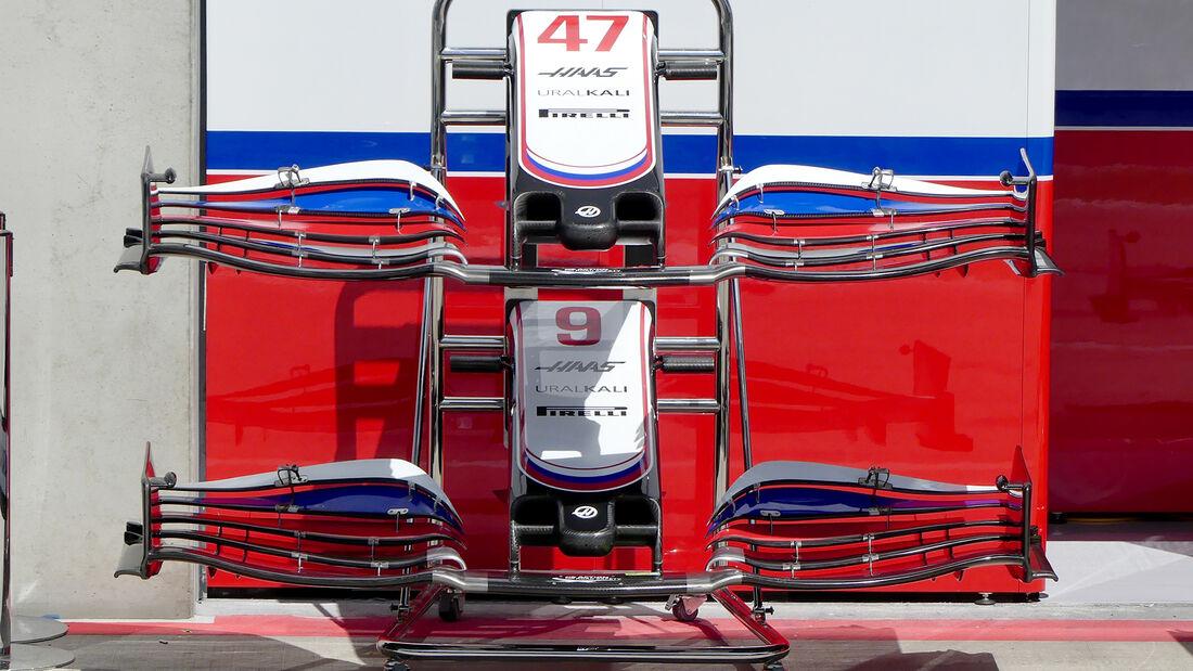 Haas - GP Steiermark - Spielberg - 24. Juni 2021