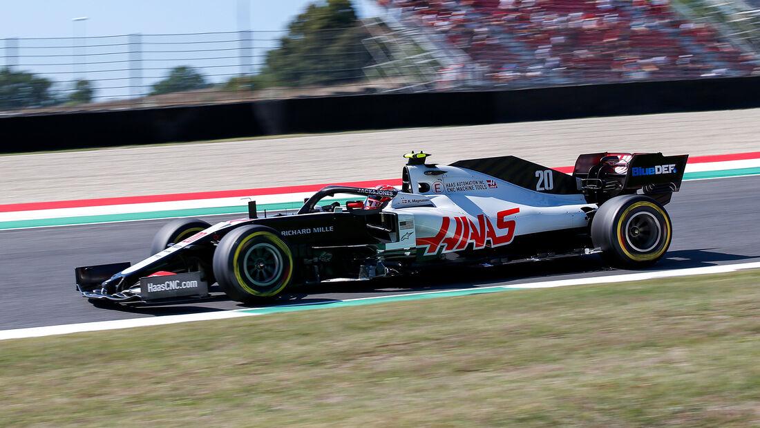 Haas - GP Toskana - Mugello - Formel 1 - 2020