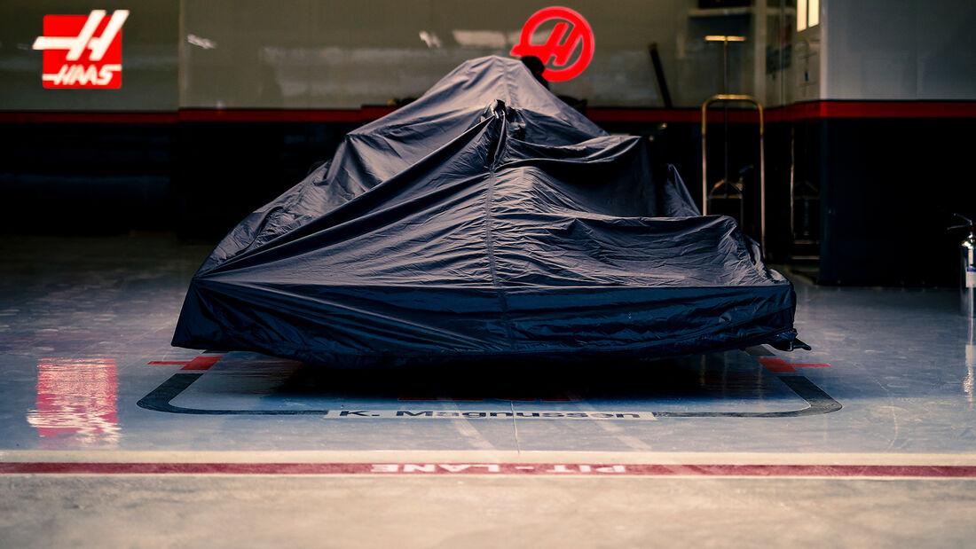 Haas - GP Türkei - 2020