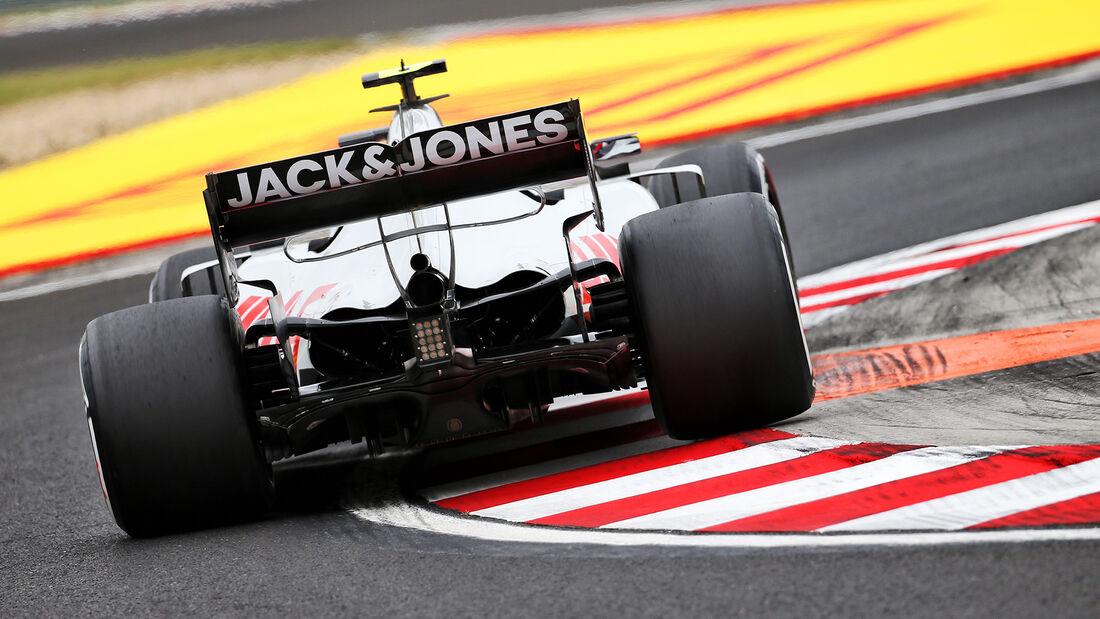 Haas - GP Ungarn 2020