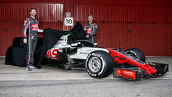 Haas-Launch 2019 - Barcelona