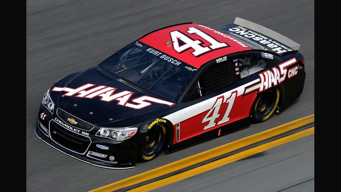 Haas Racing - NASCAR 2014