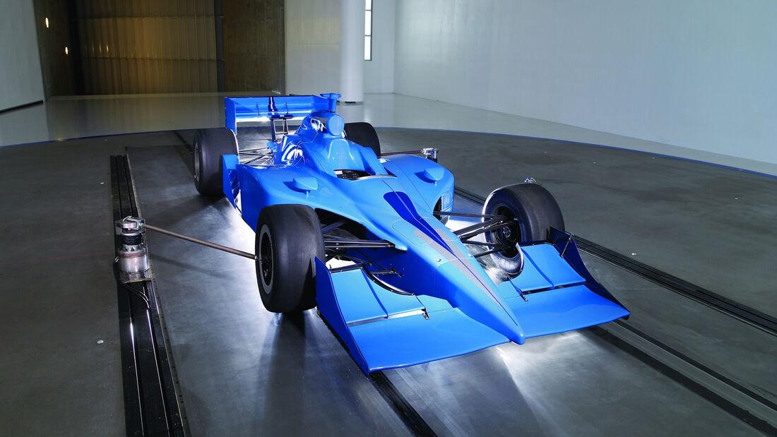 Haas Racing - Windshear Windkanal