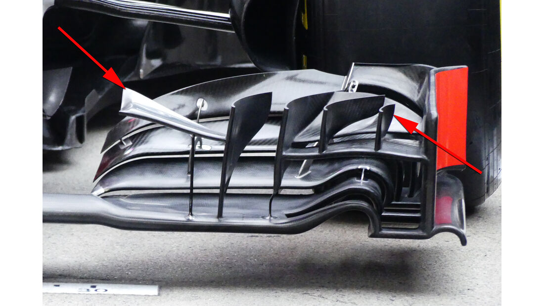 Haas - Technik - GP China 2016