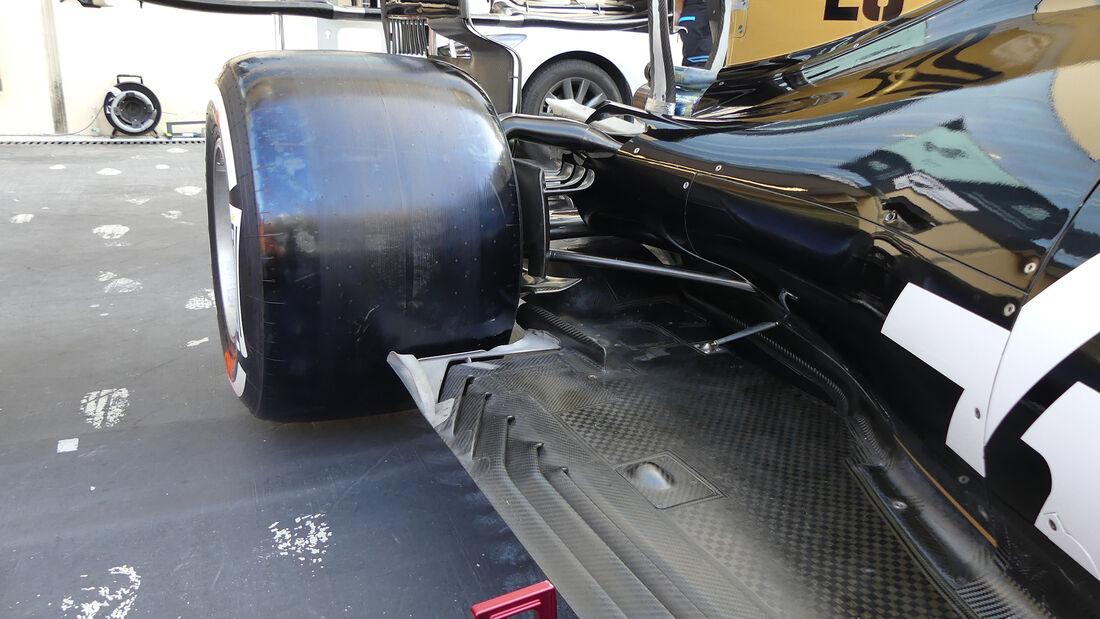 Haas - VF-19 - Formel 1 - 2019