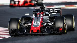 HaasF1 - Barcelona - F1-Test - 2018