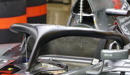HaasF1 - Formel 1 - GP Abu Dhabi - 24. November 2017