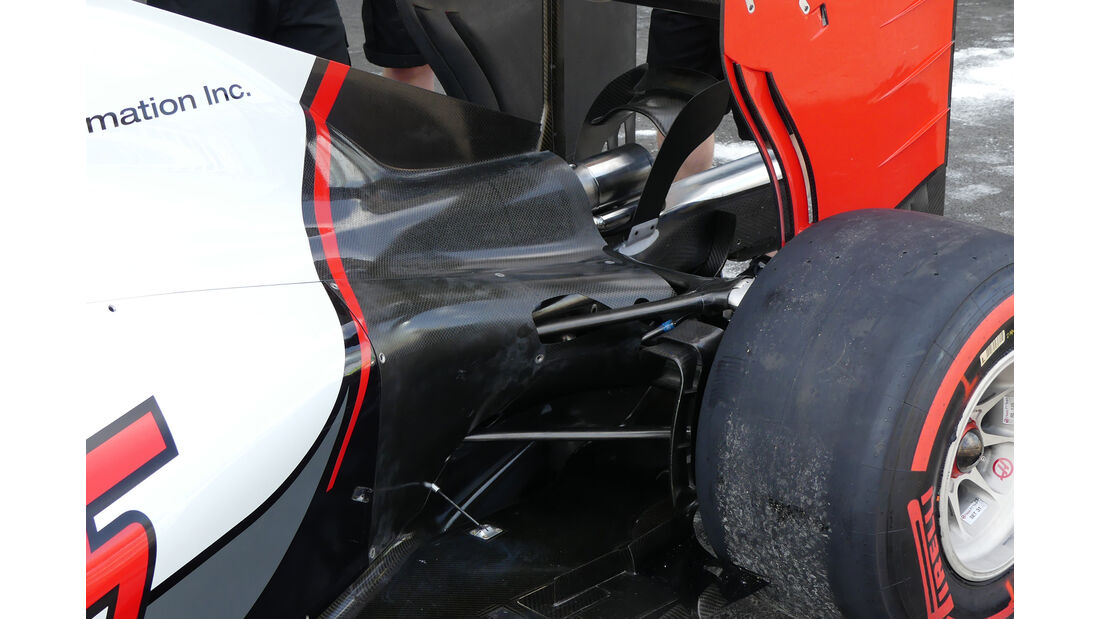 HaasF1 - Formel 1 - GP Aserbaidschan - Baku - 16. Juni 2016