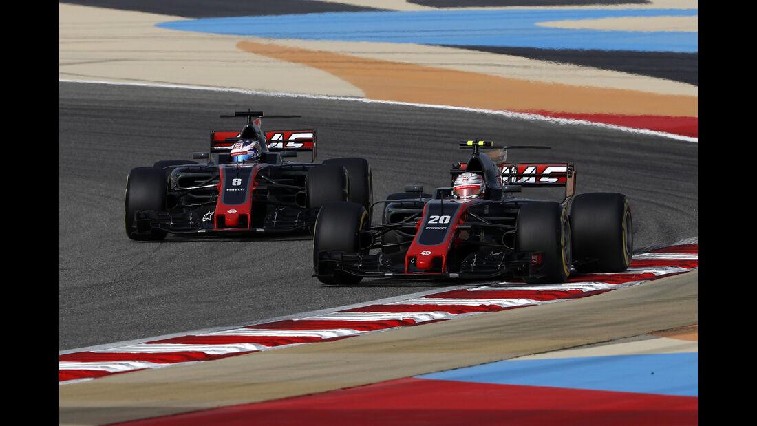 HaasF1 - Formel 1 - GP Bahrain 2017