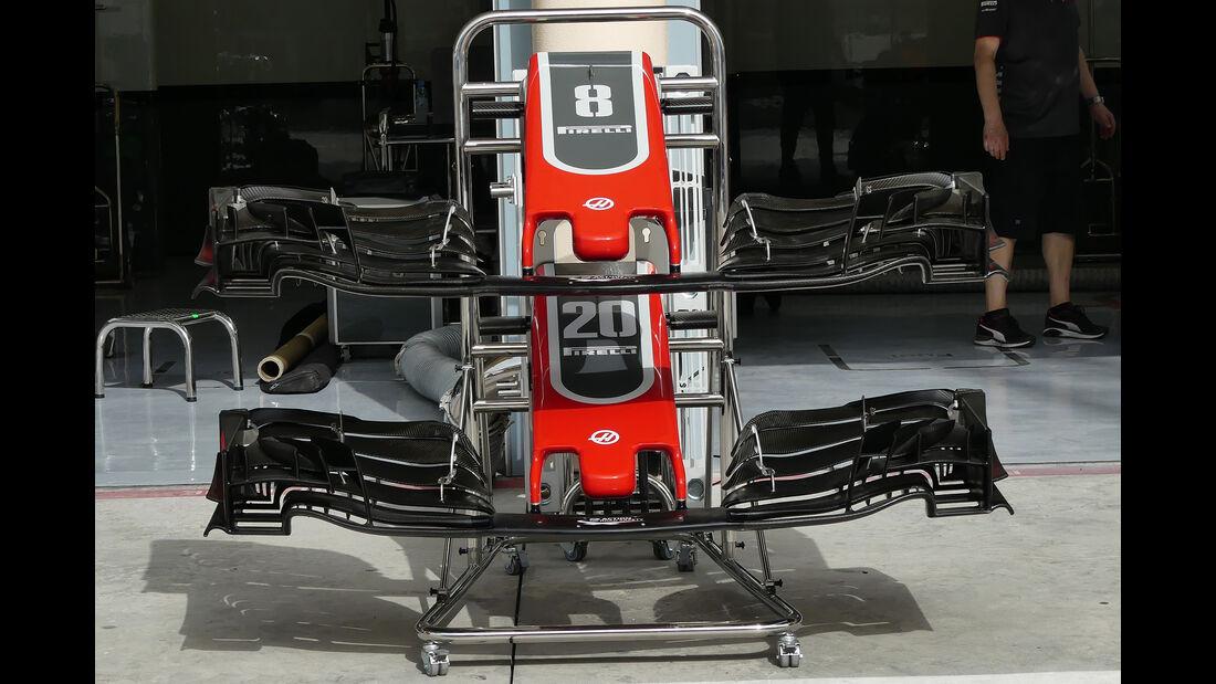 HaasF1 - Formel 1 - GP Bahrain - 5. April 2018