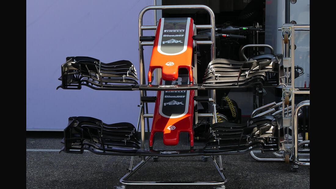 HaasF1 - Formel 1 - GP Deutschland - Hockenheim - 18. Juli 2018