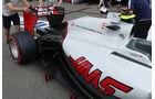 HaasF1 - Formel 1 - GP Deutschland - Hockenheim - 28. Juli 2016