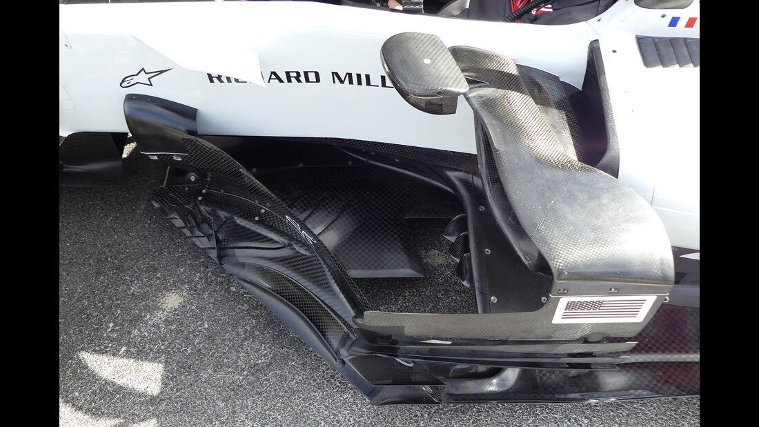 HaasF1 - Formel 1 - GP Frankreich - Circuit Paul Ricard - 22. Juni 2018