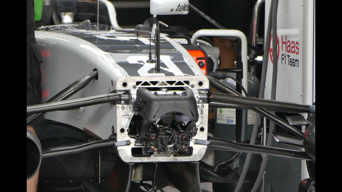 HaasF1 - Formel 1 - GP Japan - Suzuka - Freitag - 7.10.2016