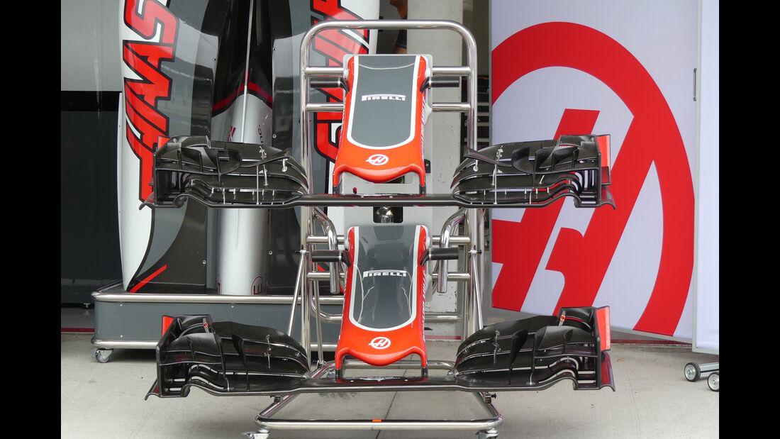HaasF1 - Formel 1 - GP Japan - Suzuka - Mittwoch - 5.10.2016