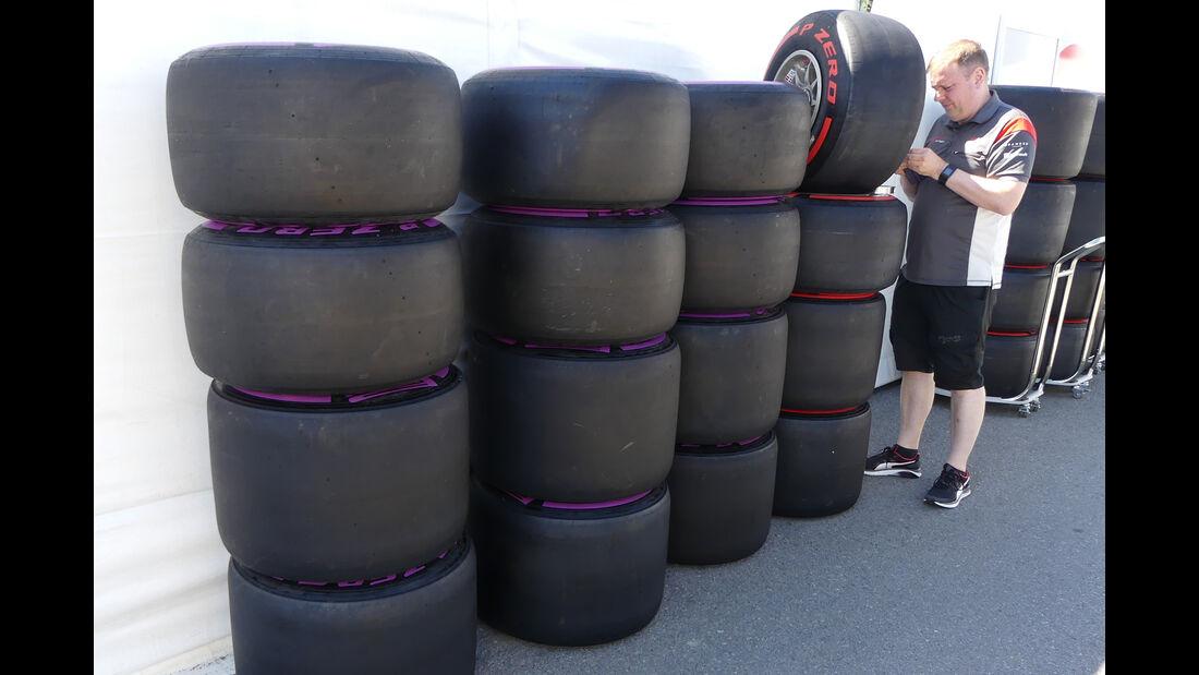 HaasF1 - Formel 1 - GP Kanada  - Montreal - 7. Juni 2017