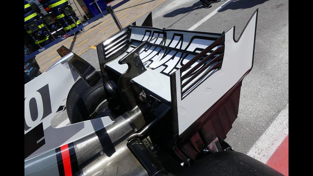 HaasF1 - Formel 1 - GP Kanada - Montreal - 8. Juni 2017