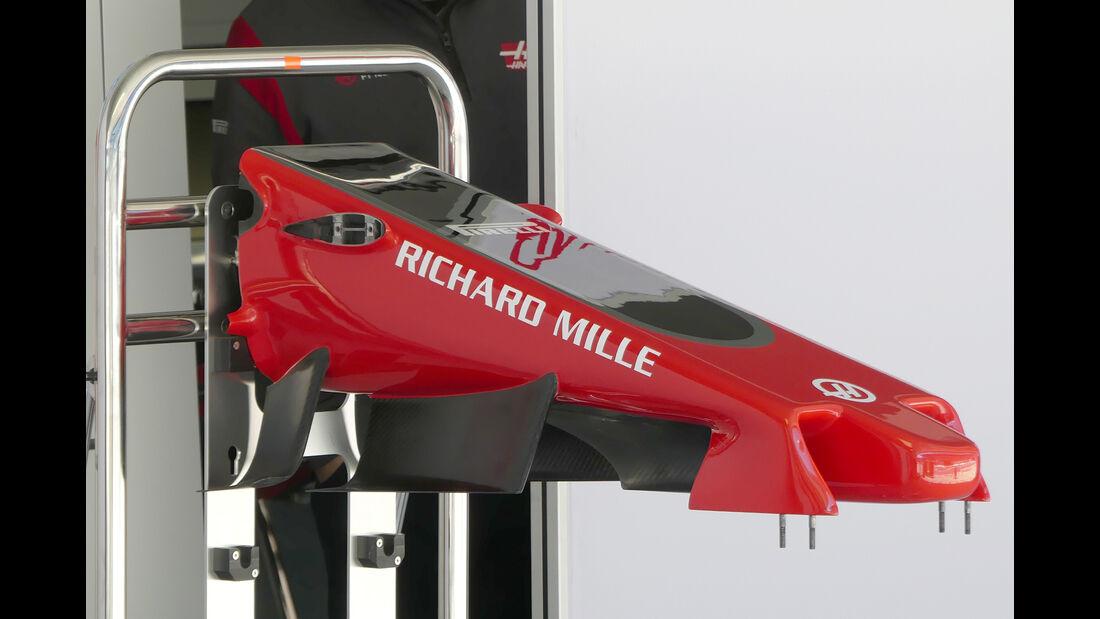 HaasF1 - Formel 1 - GP Russland - Sotschi - 26. April 2017