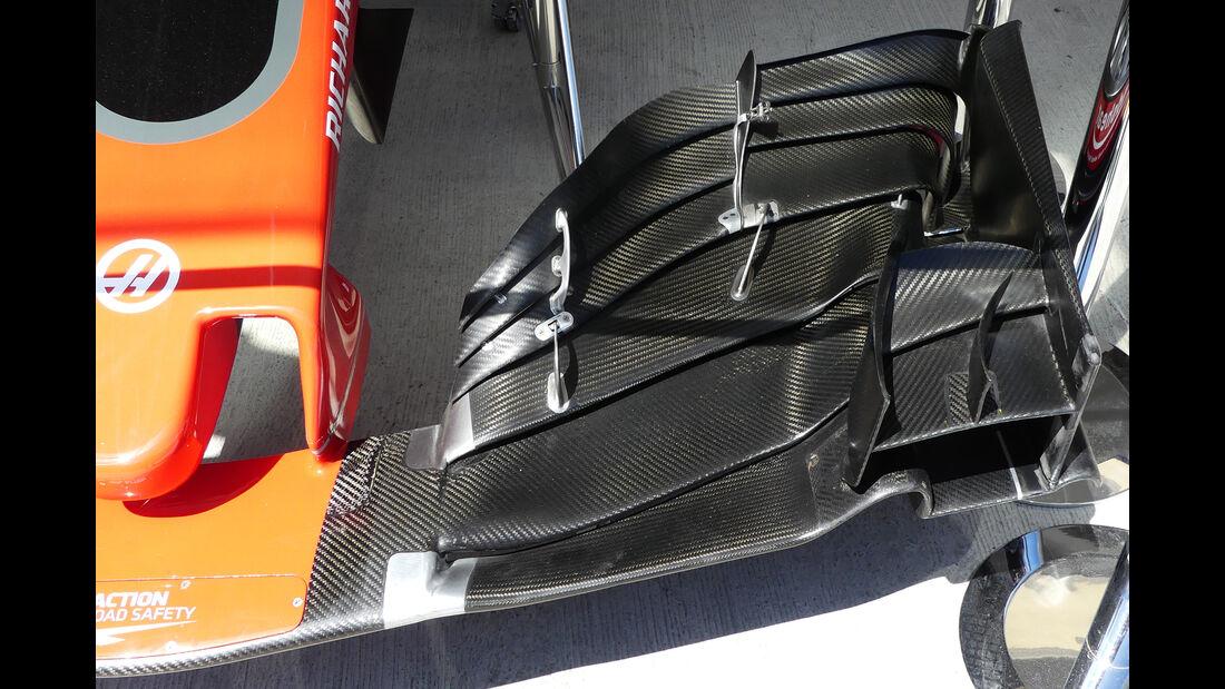 HaasF1 - Formel 1 - GP Russland - Sotschi - 29. April 2017