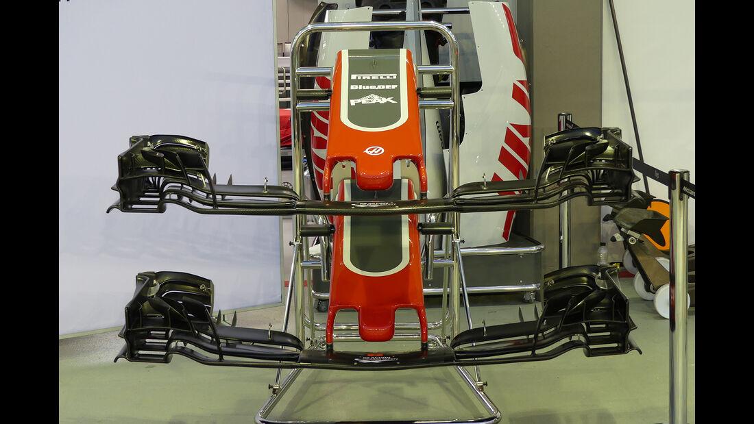HaasF1 - Formel 1 - GP Singapur - 12. September 2018